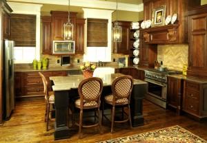 leslie newpher interiors kitchen redesign