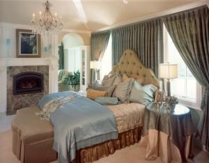 leslie newpher interiors guest bedroom