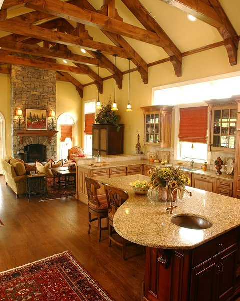 Governor's Club Design/Build Kitchen