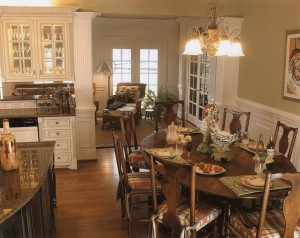 leslie newpher interiors french country kitchen